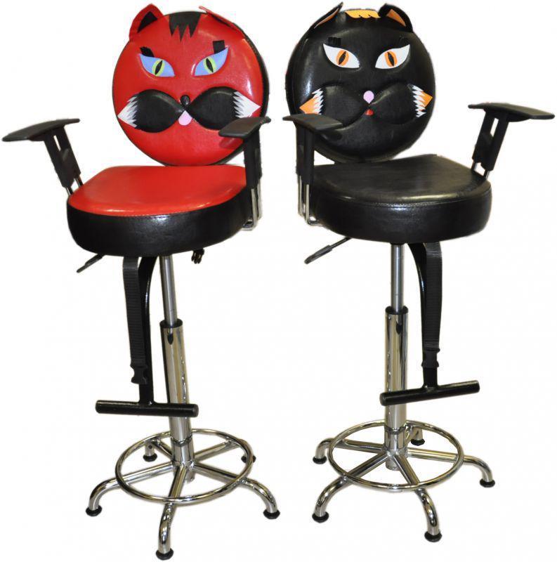 Кресла для детской парикмахерской