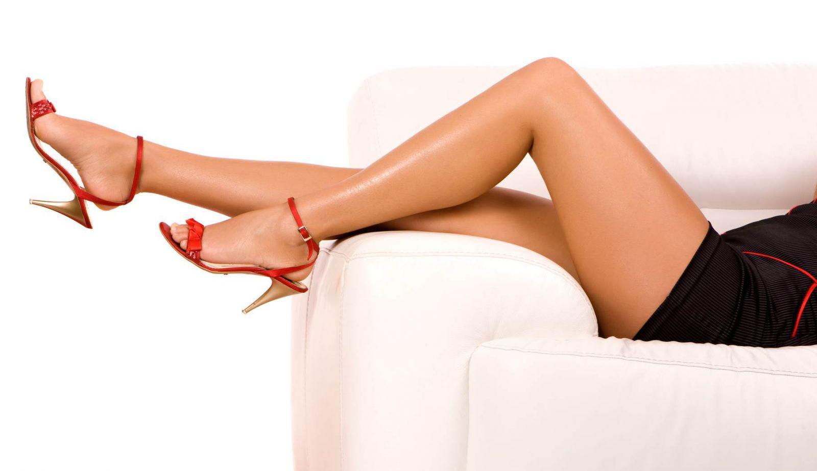 лазерная эпиляция для гладкости кожи