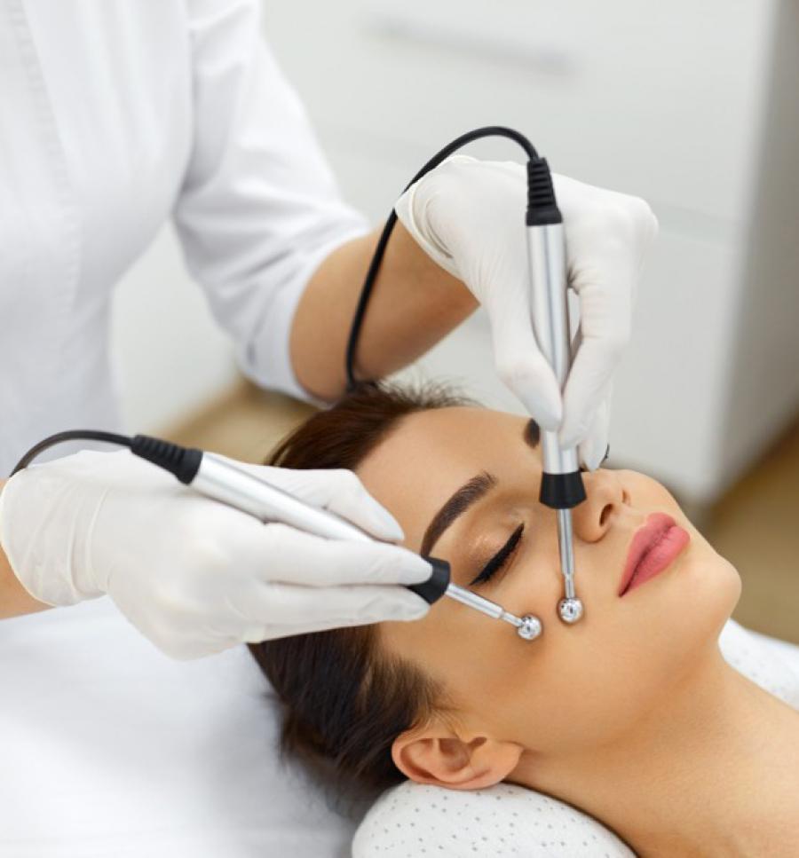 процедура микротоковой терапии