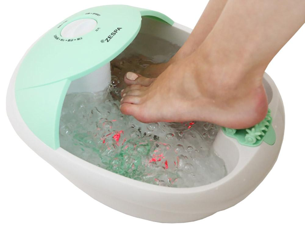 гидро массажная ванна для ног
