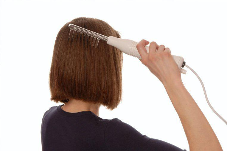 аппарат для лечения волос