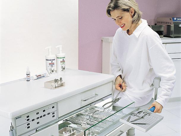 стерилизатор для педикюрных инструментов