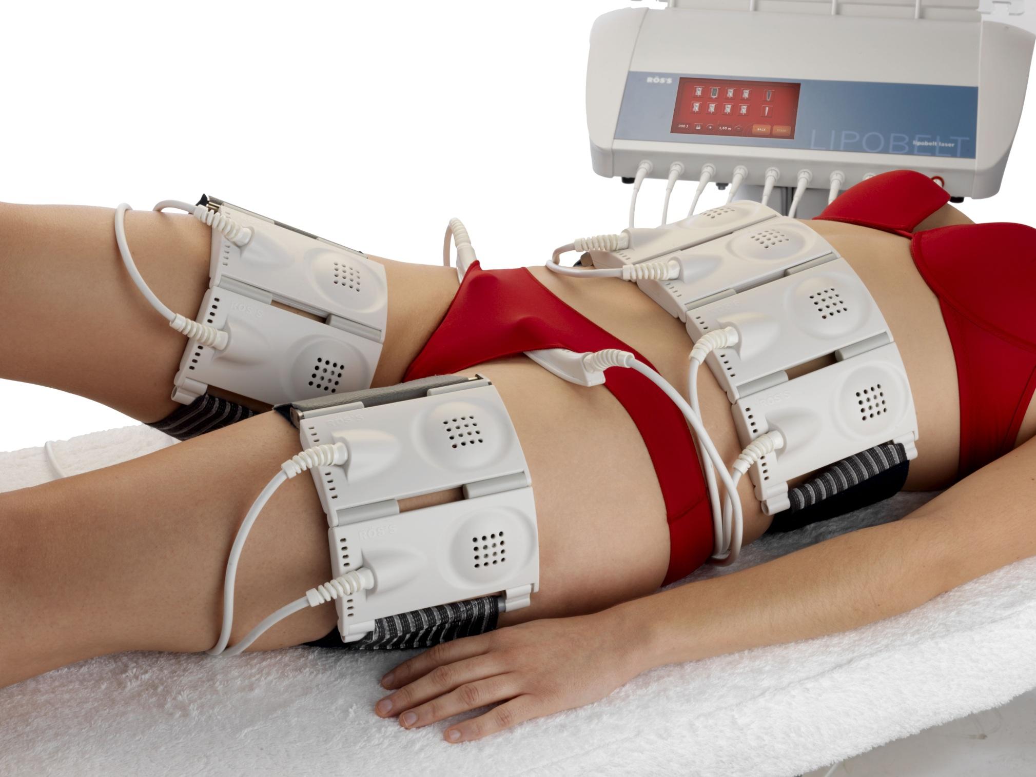 Лазерная липосакция - салонное похудение без диет и спорта