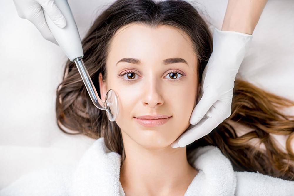 Дарсонваль - процедуры для лица и тела