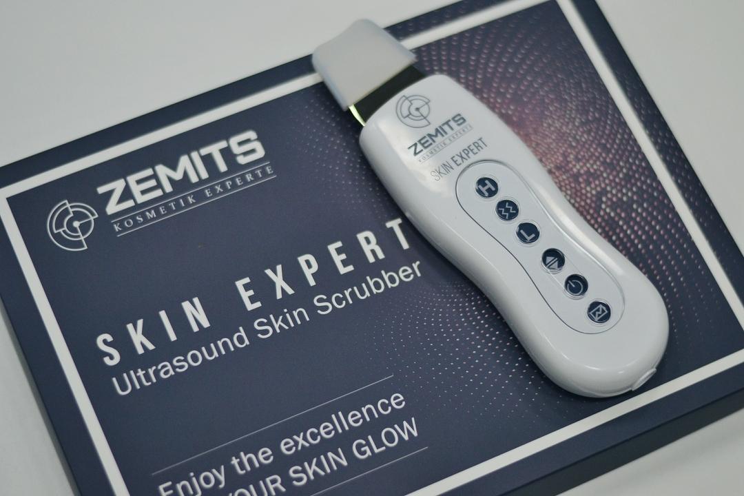 Почему выгодно купить скрабер Zemits Skin Expert