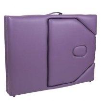 Массажный стол складной ArtOfChoise Ros (Фиолетовый) СНЯТО | Venko - Фото 20803