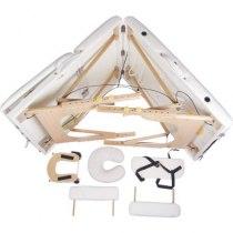 Массажный стол складной Prestige Beige, Life Gear | Venko - Фото 21531