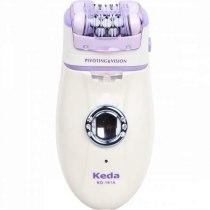 Эпилятор аккумуляторный 2в1: эпилятор и бритва Keda 191A | Venko - Фото 22101