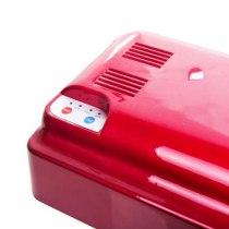 УФ лампа для ногтей LN-828 (Красно-белая) - Фото 22240