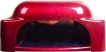 УФ лампа для ногтей LN-828 (Красно-белая) - Фото 22242