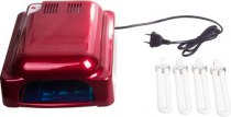 УФ лампа для ногтей LN-828 (Красно-белая) | Venko - Фото 22243