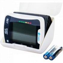 Автоматический тонометр на запястье с голосовым уведомлением Freely BP2208 - Фото 22306