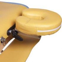 Массажный стол складной Miracle Plus yellow/blue | Venko - Фото 22322