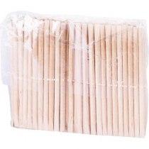 Деревянные палочки для маникюра 90*3.8 мм YM-516 100шт. | Venko