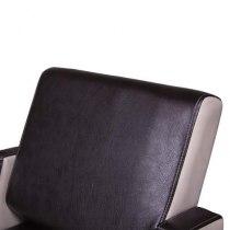 Парикмахерское кресло Макс Хром | Venko - Фото 23071