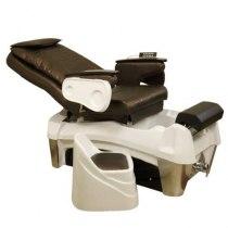 Педикюрное SPA-кресло с гидромассажем 904 Черное | Venko - Фото 23147