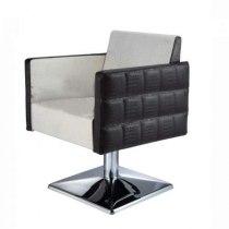 Кресло парикмахерское VM809 на гидравлике хром | Venko - Фото 23350