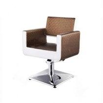 Кресло парикмахерское VM812 на гидравлике хром | Venko
