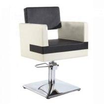 Кресло парикмахерское VM818 на гидравлике хром | Venko