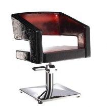 Кресло парикмахерское VM824 на гидравлике хром | Venko