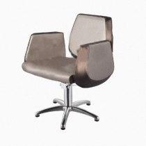 Кресло парикмахерское VM826 на гидравлике хром | Venko