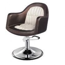 Кресло парикмахерское VM827 на гидравлике хром | Venko