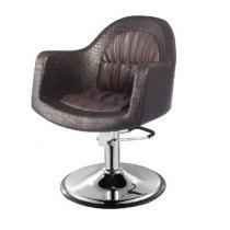 Кресло парикмахерское VM827 на гидравлике хром | Venko - Фото 23371