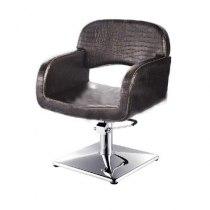 Кресло парикмахерское VM828 на гидравлике хром | Venko