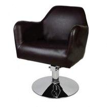 Кресло парикмахерское VM831 на гидравлике хром | Venko