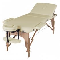 Массажный стол складной ArtOfChoise Den (Светло-бежевый) | Venko