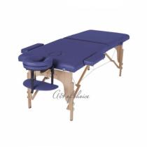 Массажный стол складной ArtOfChoise Teo (Синий) | Venko