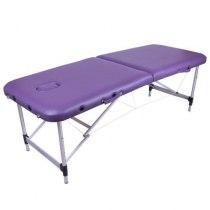 Массажный стол складной ArtOfChoise Boy (Фиолетовый) | Venko - Фото 23531