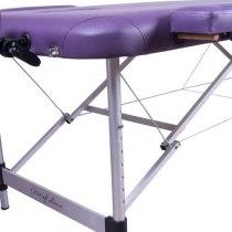 Массажный стол складной ArtOfChoise Boy (Фиолетовый) | Venko - Фото 23532