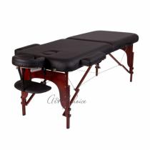 Массажный стол BAS ArtOfChoice (Черный) | Venko