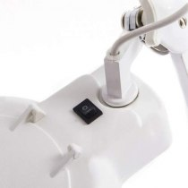 Лампа-лупа F-3D, линза 13 см - Фото 23633