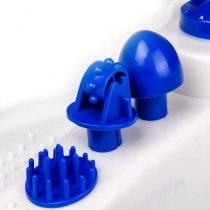 Ванночка для педикюра M-2011B | Venko - Фото 23683