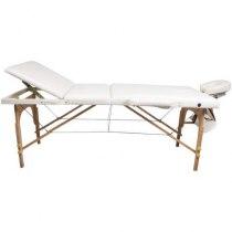 Массажный стол складной Prestige Cream, Life Gear - Фото 23808