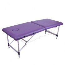 Массажный стол складной ArtOfChoise Dio (Фиолетовый) | Venko - Фото 23936