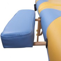 Массажный стол складной Miracle Plus Yellow/blue Life gear | Venko - Фото 24137