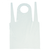 Пеньюар парикмахерский прозрачный, 50 шт. (полиэтилен) | Venko