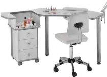 Маникюрный стол Spa 3 с вытяжкой | Venko