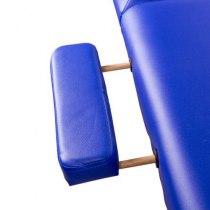 Масажний стіл складний Lotos Navy Blue, Life Gear | Venko - Фото 25019