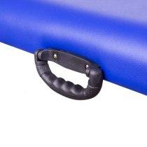 Масажний стіл складний Lotos Navy Blue, Life Gear | Venko - Фото 25020