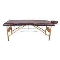 Массажный стол складной Lotos Brown | Venko - Фото 25031