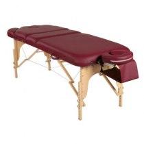 Массажный стол складной Elegance burgundy | Venko - Фото 25051