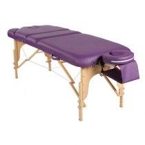 Массажный стол складной Elegance Purple | Venko - Фото 25055
