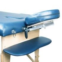 Массажный стол складной Miracle Light blue, Life Gear | Venko - Фото 25060