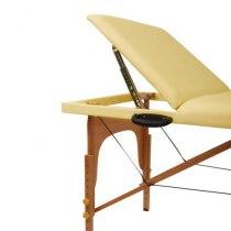 Массажный стол складной Pegas Yellow, Life Gear - Фото 25103