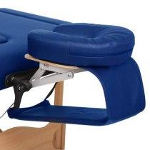Массажный стол складной Lotos Light Blue, Life Gear - Фото 25217
