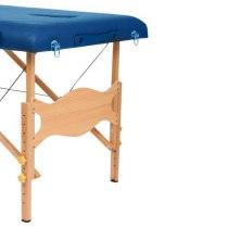 Массажный стол складной Lotos Light Blue, Life Gear - Фото 25218